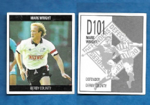 Derby County Mark Wright England D101
